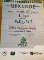 Volleyball 12.2019 12